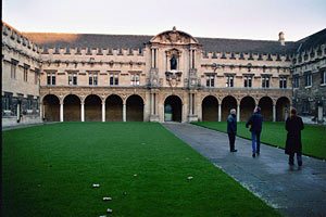 stjonhs college oxford